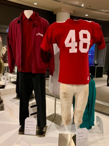 Remember the Titans Costumes - A Visit to the Jimmy Carter Presidential Library and Museum