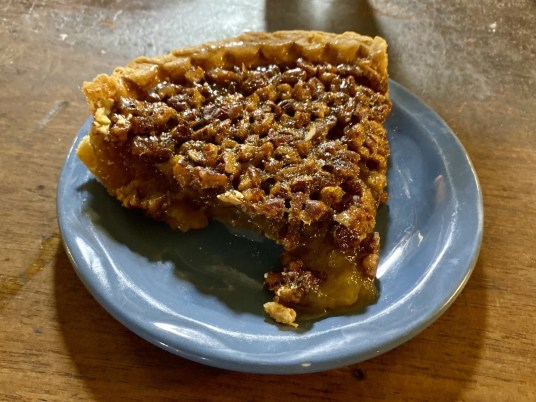 Rock Springs Cafe pecan pie - Things to Do on a Drive from Phoenix to Flagstaff, Arizona