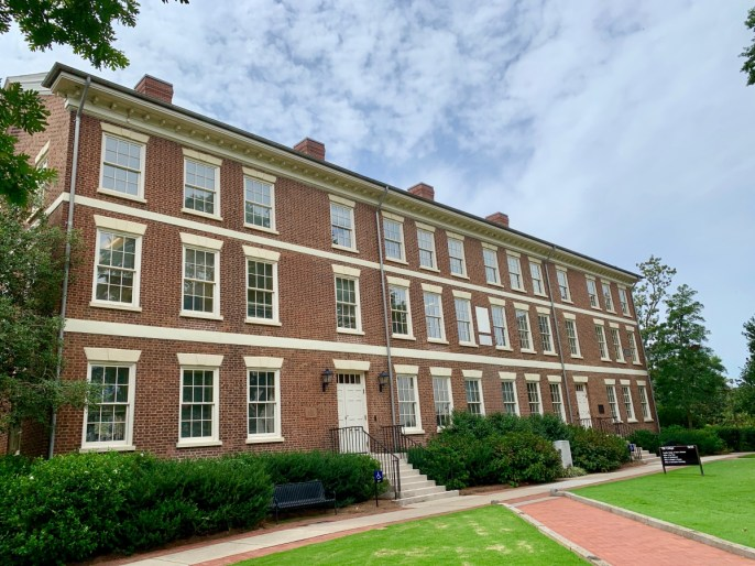 UGA Old College Building - 18+ Outstanding Athens Georgia Attractions