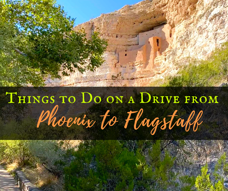 Drive Phoenix to Flagstaff featured - Backroad Blog