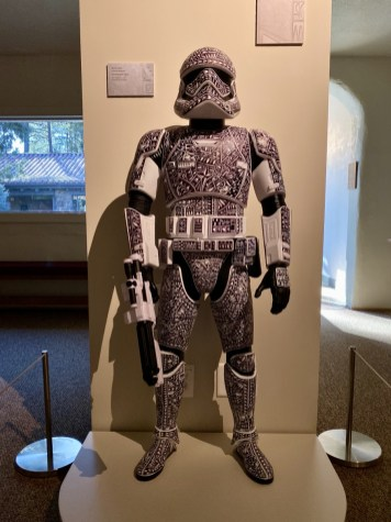 Apache Stormtrooper Figure - Tour Flagstaff Attractions On Your Own