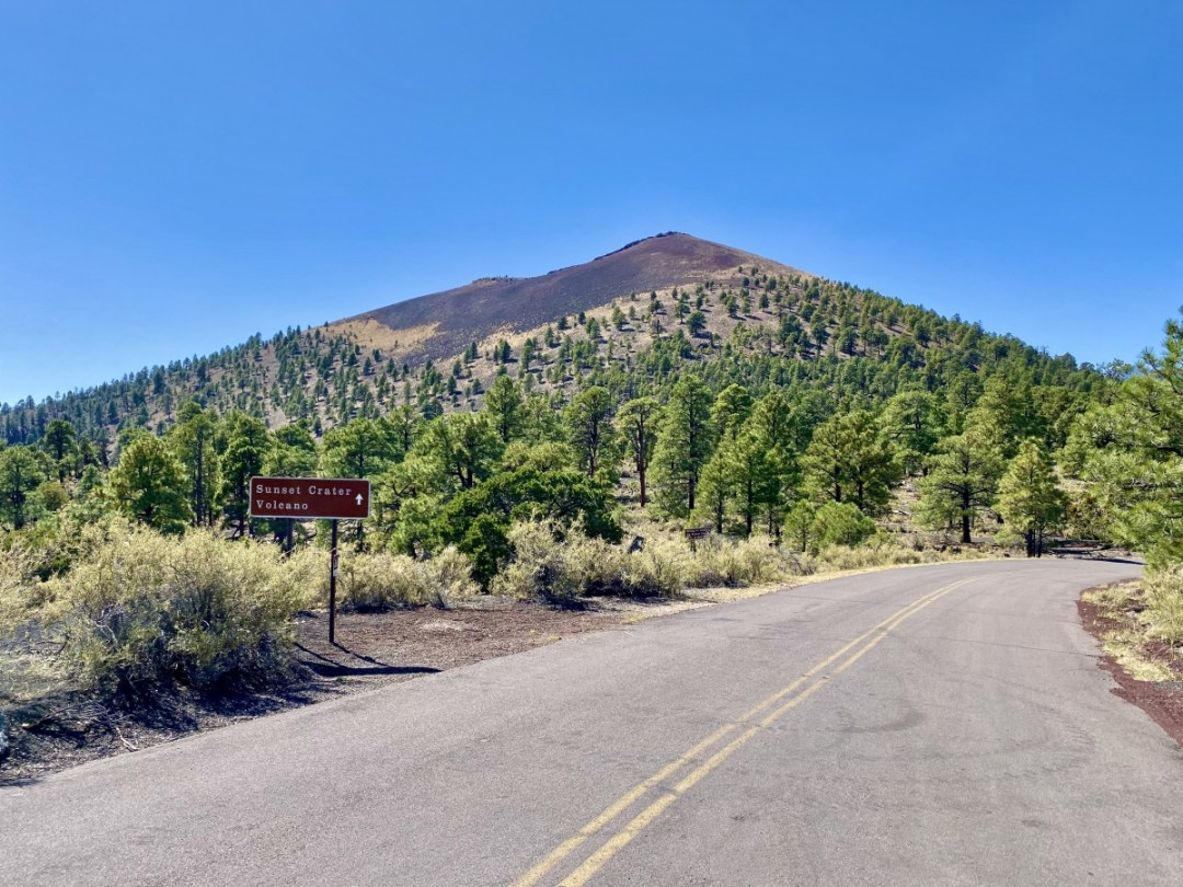 Sunset Crater Volcano - 3 Magnificent Flagstaff National Monuments