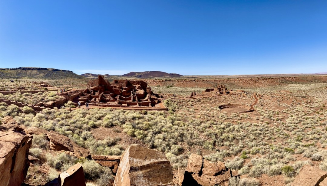 Wupatki Pueblo - 3 Magnificent Flagstaff National Monuments