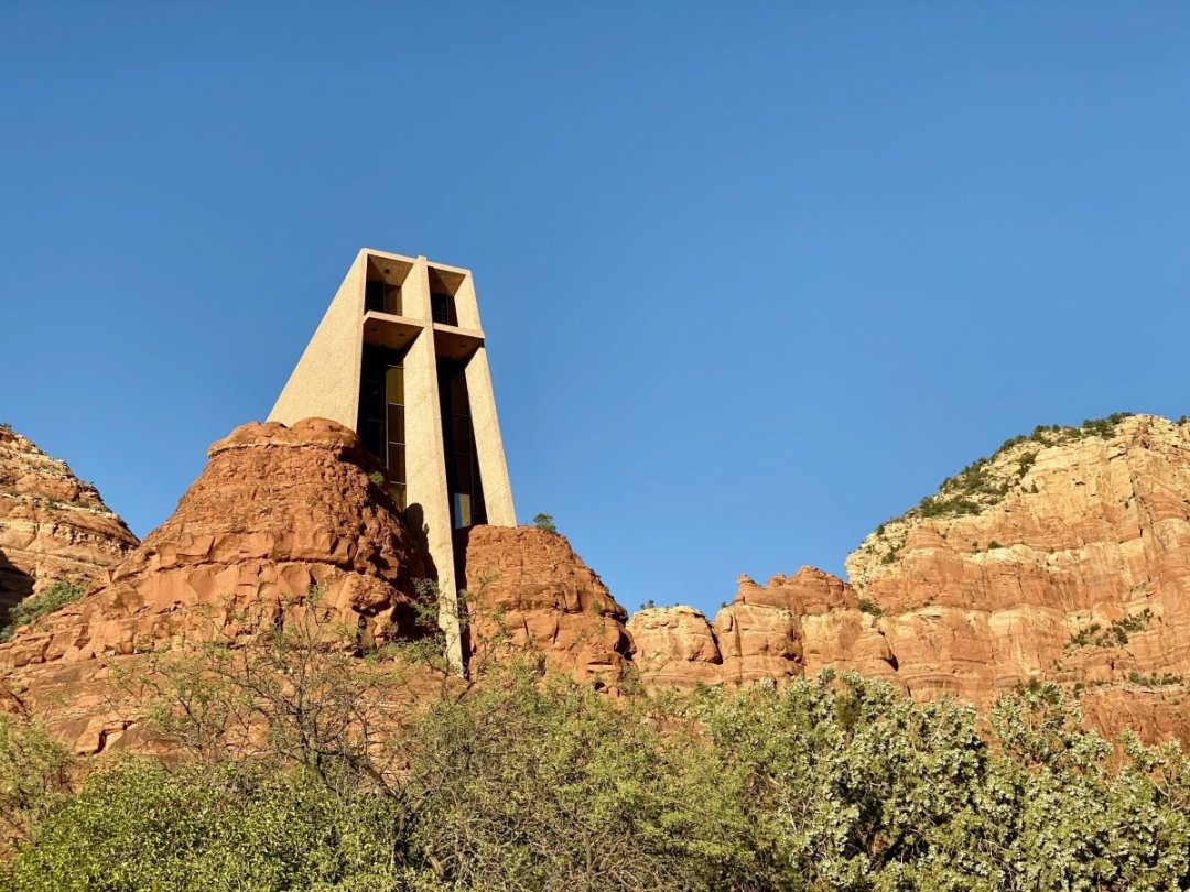 Chapel of the Holy Cross Sedona - 3 Stunning Sedona Scenic Drives