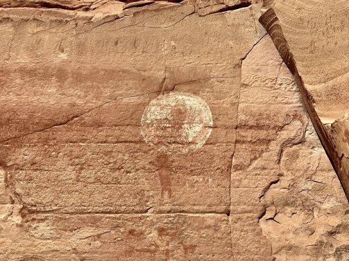 Honanki circle petroglyph - 3 Stunning Sedona Scenic Drives