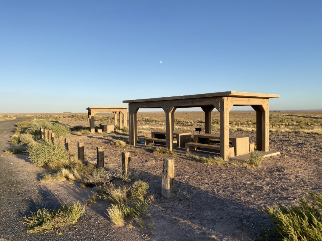 Little Painted Desert picnic area - Tons of Fun Things to Do in Winslow Arizona