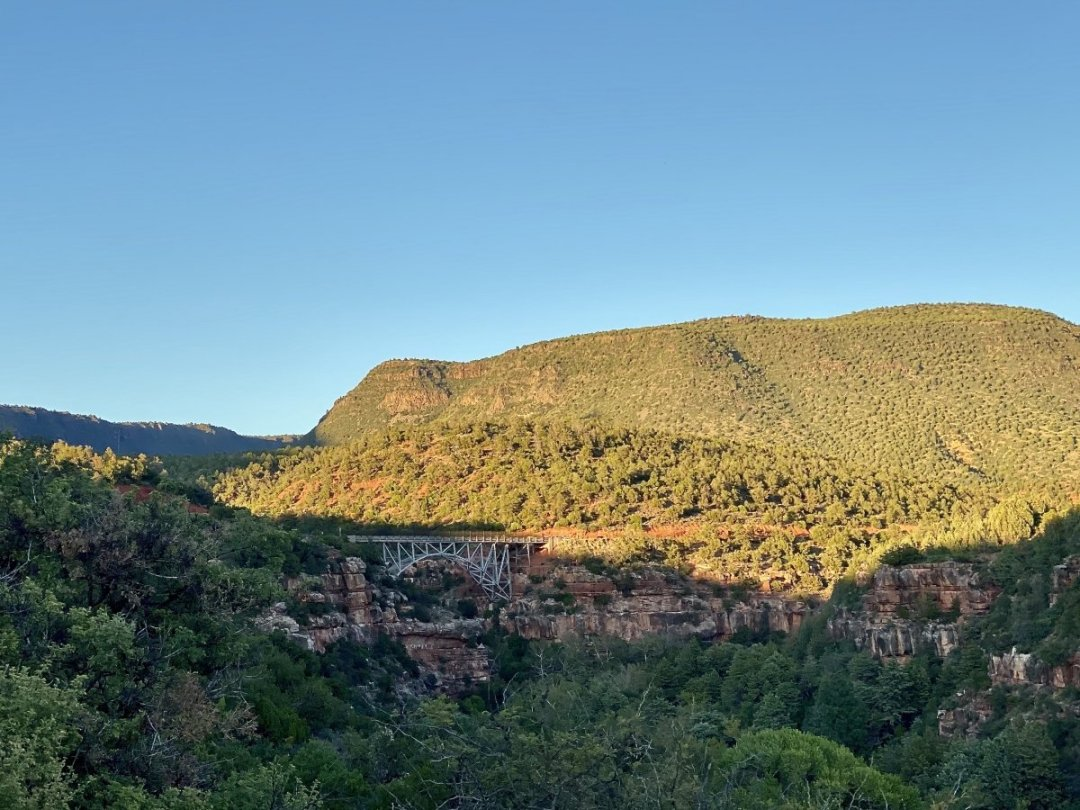 Midgley Bridge - 3 Stunning Sedona Scenic Drives