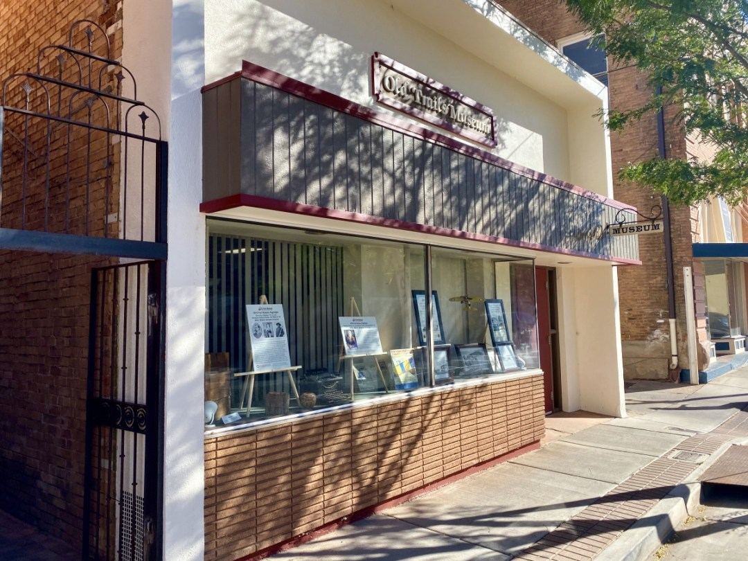 Old Trails Museum - Tons of Fun Things to Do in Winslow Arizona