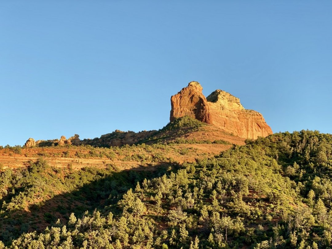 Red Rocks near Grasshopper Point - 3 Stunning Sedona Scenic Drives