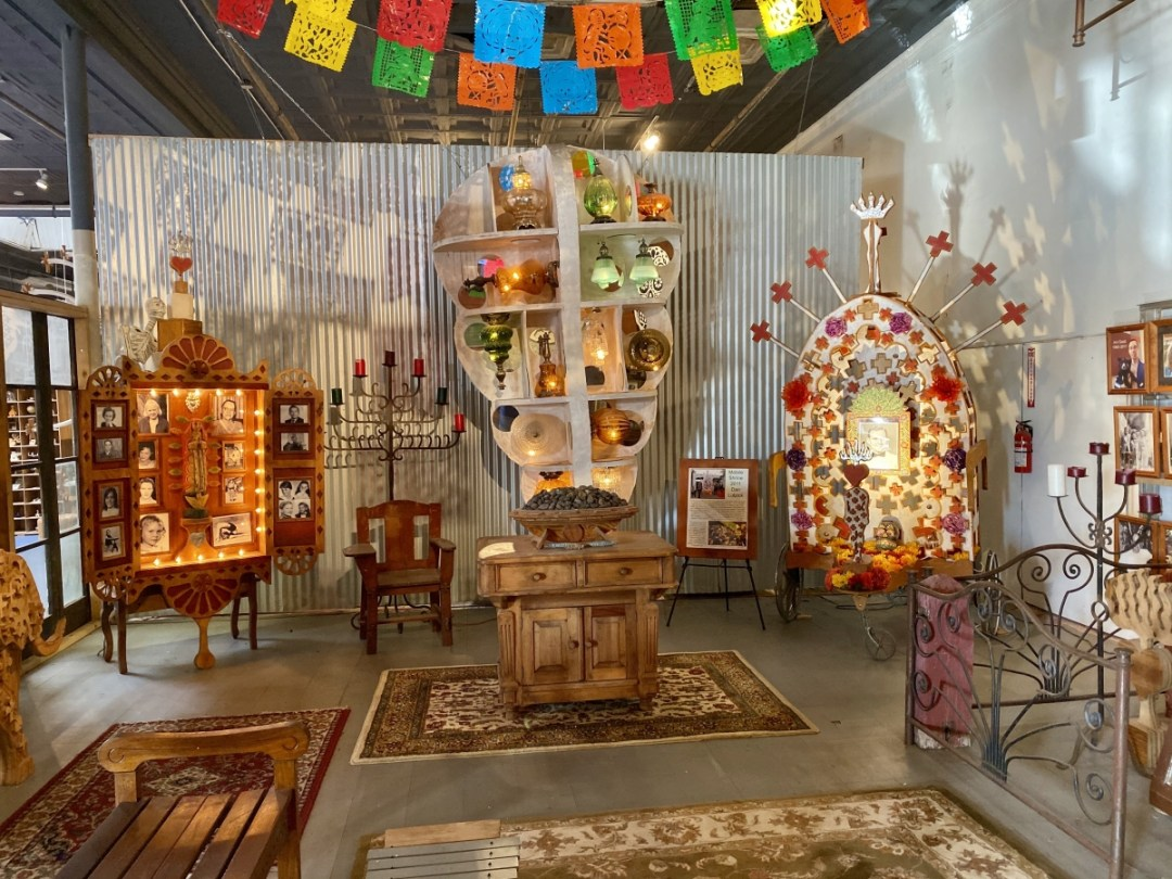 Snowdrift Day of the Dead gallery - Tons of Fun Things to Do in Winslow Arizona