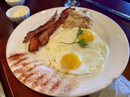 Turquoise Room Union Station breakfast - Tons of Fun Things to Do in Winslow Arizona