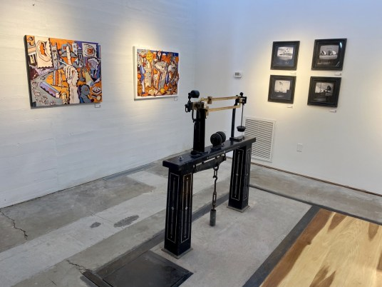 Winslow Arts Trust gallery - Tons of Fun Things to Do in Winslow Arizona