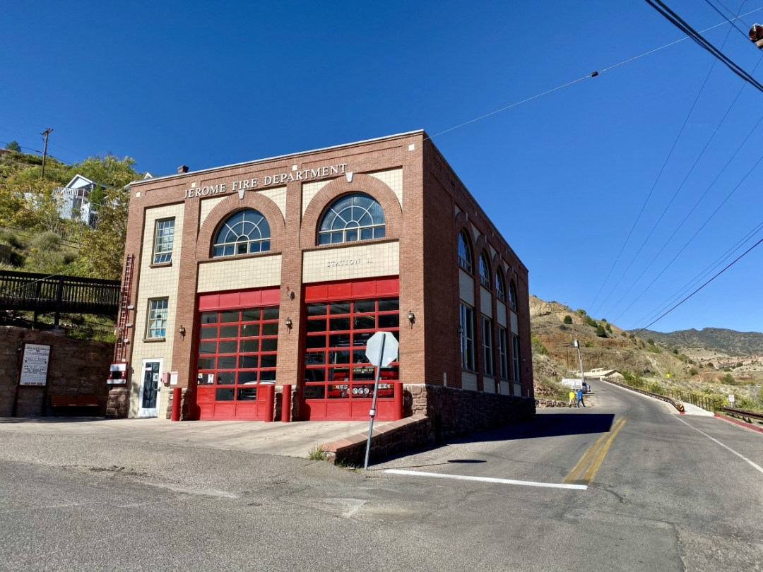 Jerome Fire Department AZ - 7+ Amazing Attractions in Verde Valley AZ