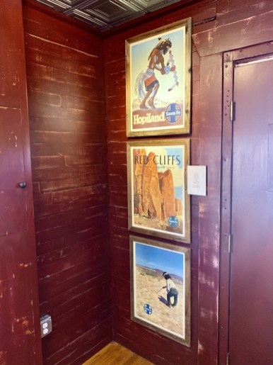 Verde Canyon Railroad Museum vintage posters - Ride Arizona's Verde Canyon Railroad