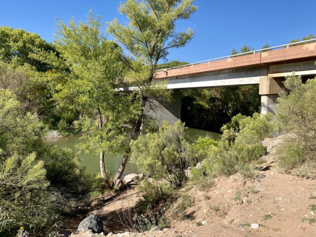 Verde River Bridge Tuzigoot Access Point - 7+ Amazing Attractions in Verde Valley AZ