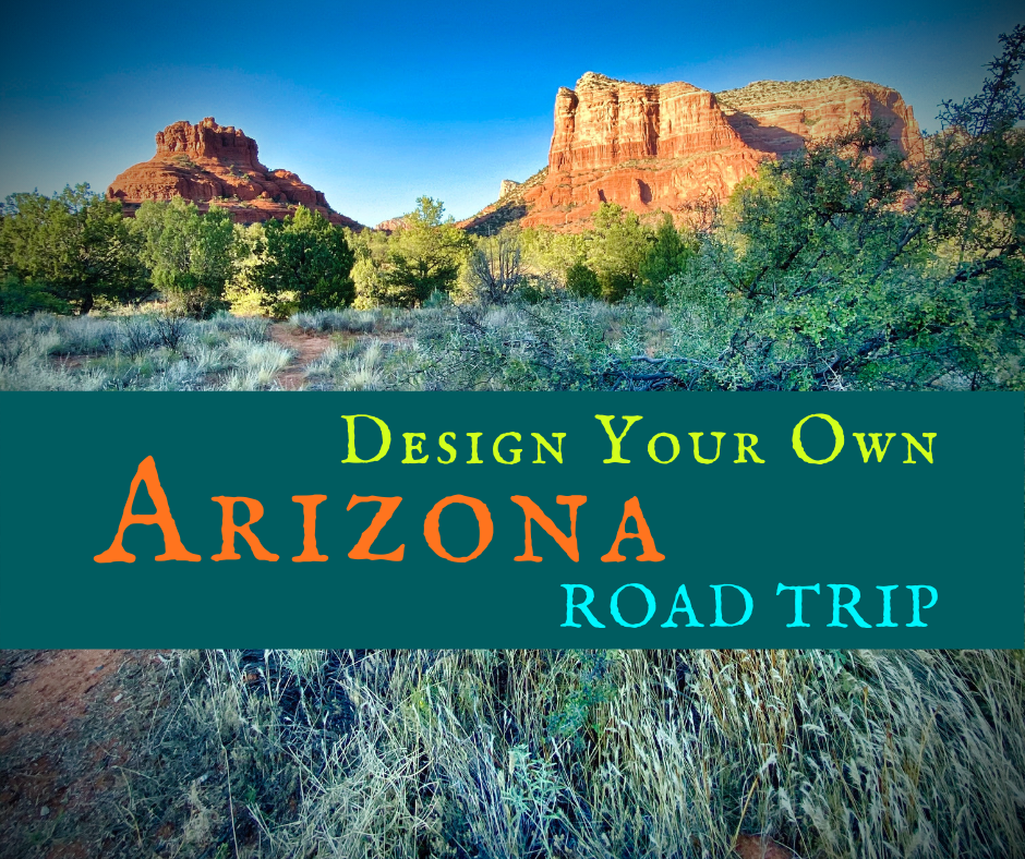 Arizona Road Trip featured - Drive the Painted Desert & Petrified Forest National Park