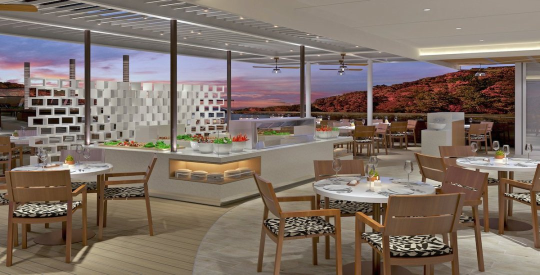 CC Viking Mississippi Aquavit Terrace Barbecue RND - 4 New Viking Mississippi River Cruise Routes Announced