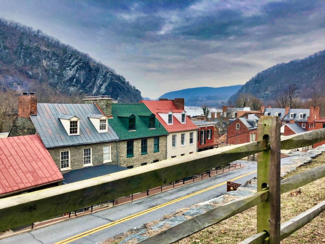 Entering Harpers Ferry Lower Town - Things to Do in Harpers Ferry WV: History, Hikes & Whitewater
