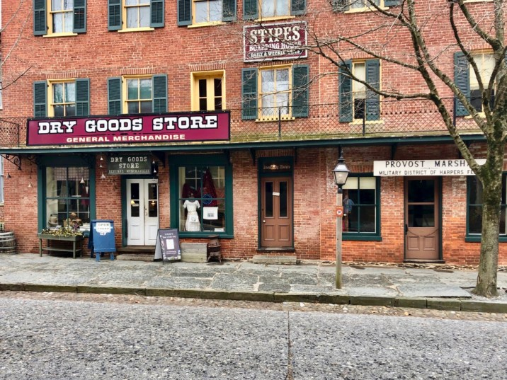 Harpers Ferry Dry Goods Store - Things to Do in Harpers Ferry WV: History, Hikes & Whitewater