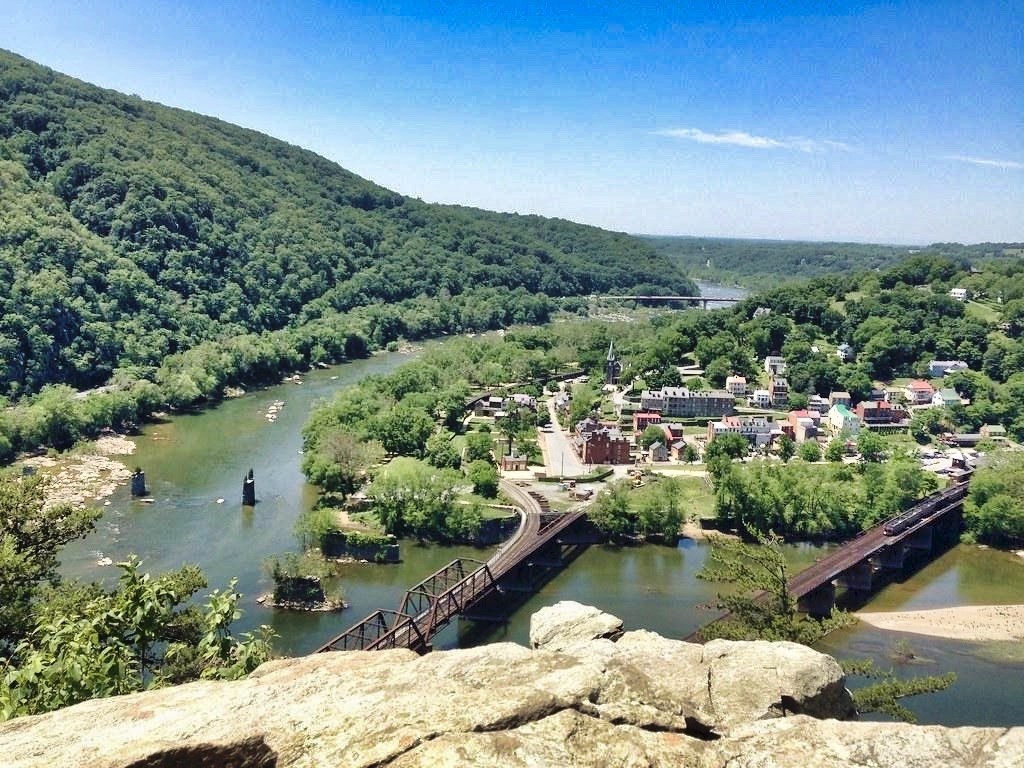 harpers ferry from maryland heights - Things to Do in Harpers Ferry WV: History, Hikes & Whitewater