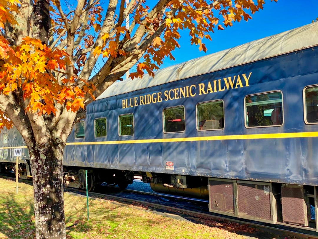 Blue Ridge Scenic Railway featured - Hop a Scenic Mountain Train in Blue Ridge, Georgia