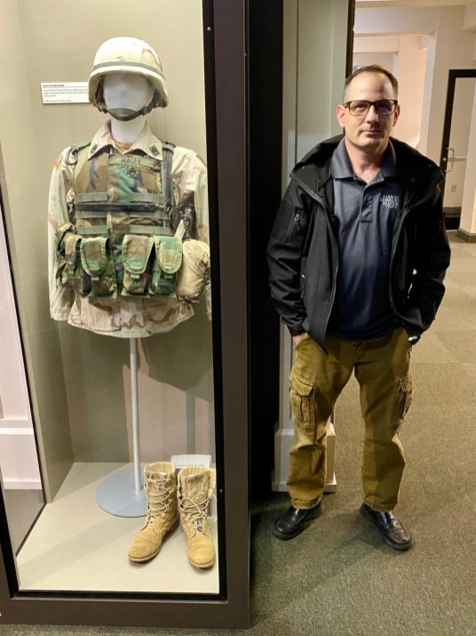 Staff Sergeant Stephen Magee - Visit the Mississippi Armed Forces Museum at Camp Shelby