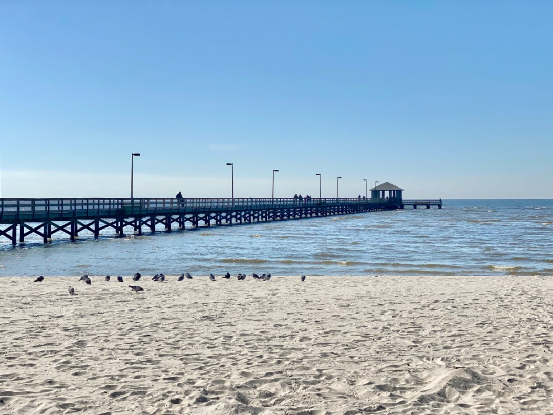 Biloxi Lighthouse Pier - Discover Coastal Mississippi's African American Heritage