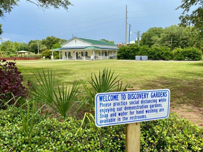 Discovery Gardens Environmental Education Center - Discover Lake County Florida Outdoor Adventures