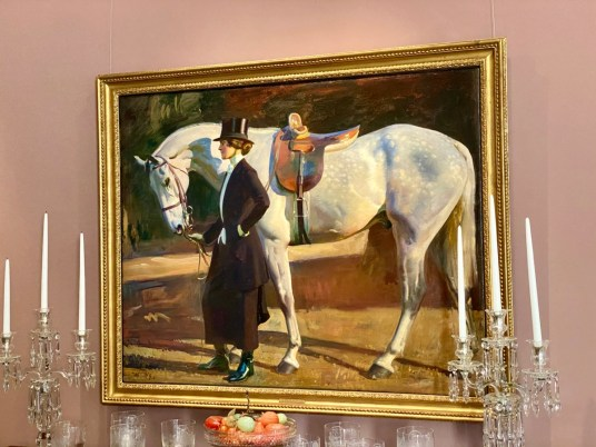 Artists Wife Isaac Alfred Munnings - Encounter Historic Quail Hunt Plantations in Thomasville GA