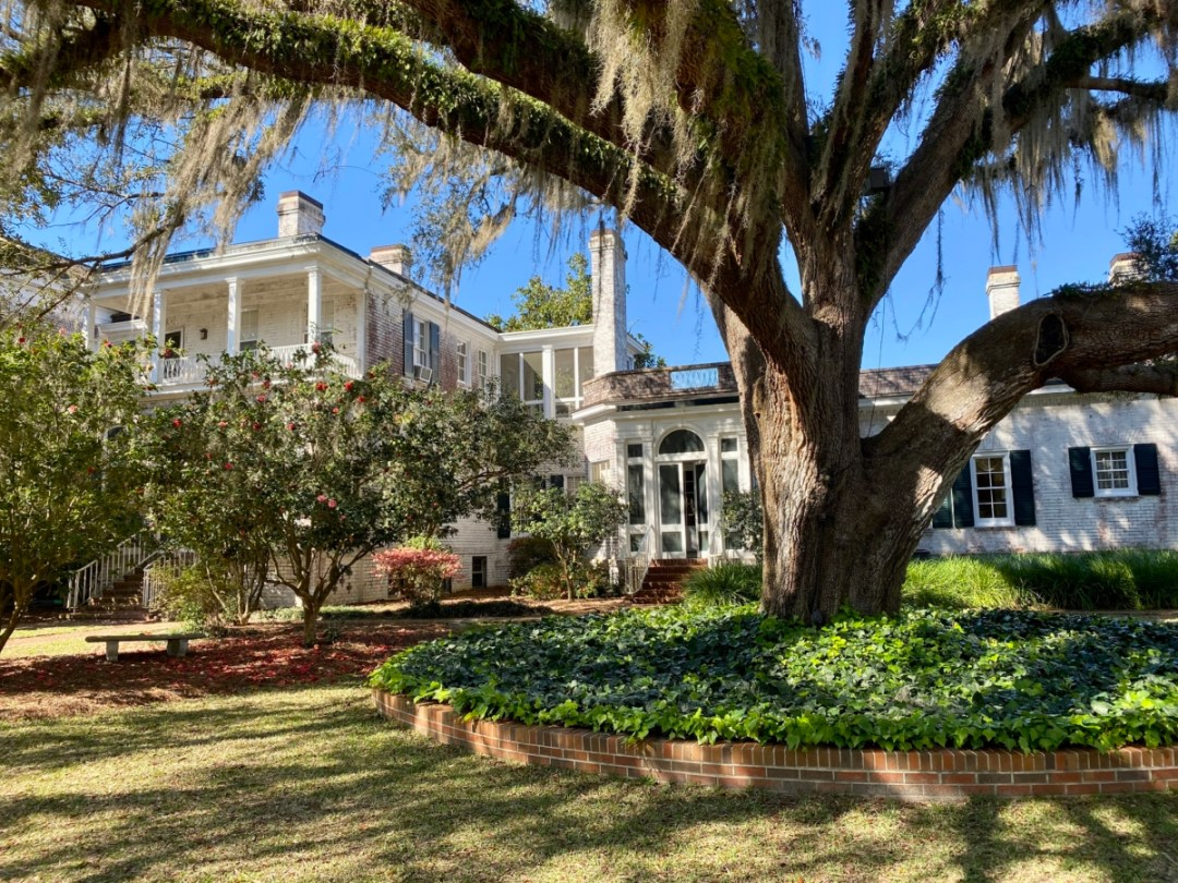 Pebble Hill gardens - Encounter Historic Quail Hunt Plantations in Thomasville GA