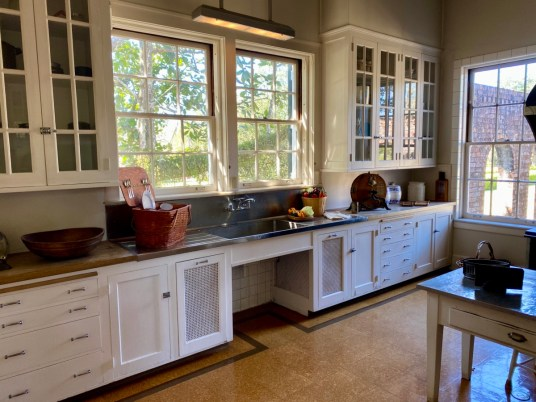 Pebble Hill kitchen - Encounter Historic Quail Hunt Plantations in Thomasville GA