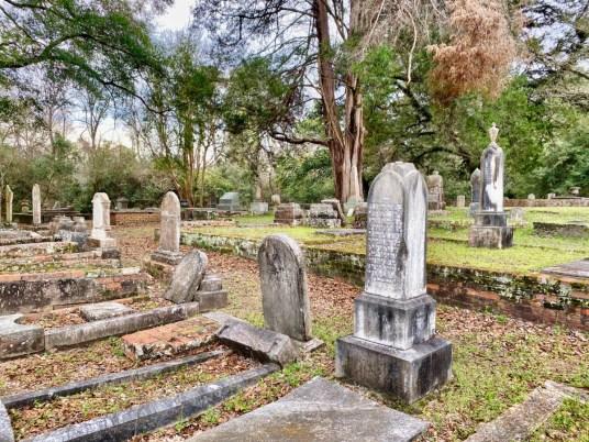 Fairview Cemetery Eufaula AL - Outdoor & Historical Things to Do in Eufaula Alabama