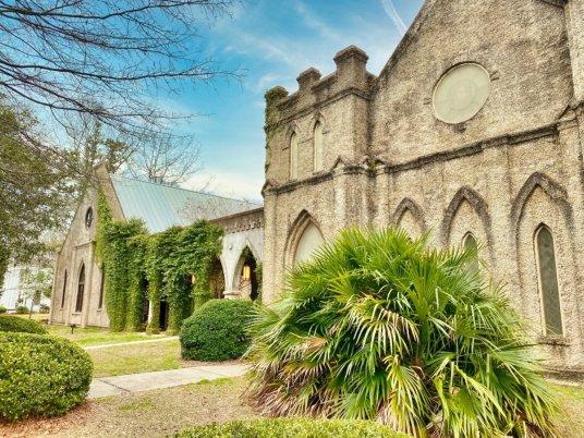 St. James Episcopal Church Eufaula AL - Outdoor & Historical Things to Do in Eufaula Alabama