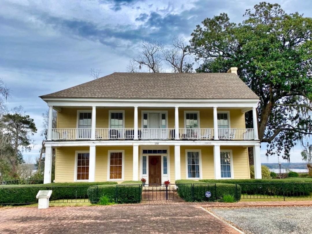 Tavern Hospital Eufaula AL - Outdoor & Historical Things to Do in Eufaula Alabama