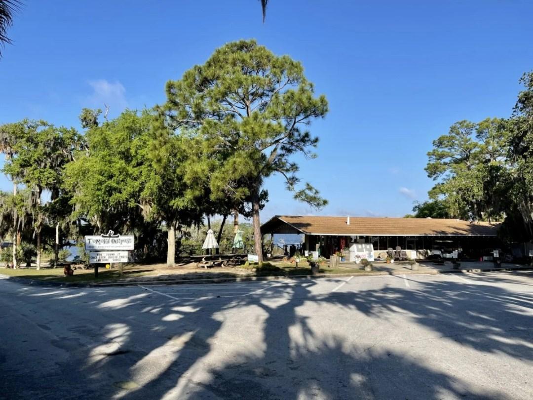 Tomoka Outpost - Florida's Tomoka State Park Camping, Recreation & History