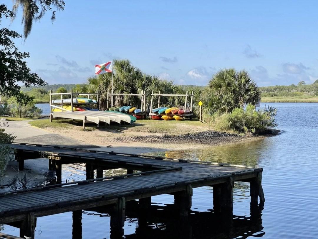 Tomoka State Park canoe rentals - Florida's Tomoka State Park Camping, Recreation & History