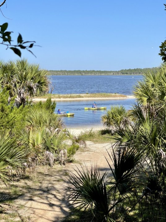 Tomoka State Park kayaking - Florida's Tomoka State Park Camping, Recreation & History