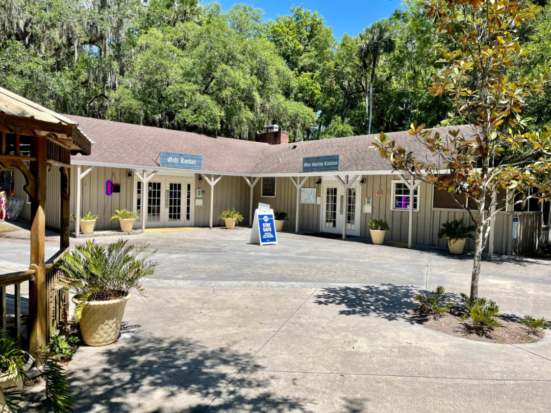 Blue Spring SP Gift Shop Canteen - Discover Florida's Blue Spring State Park & Campground