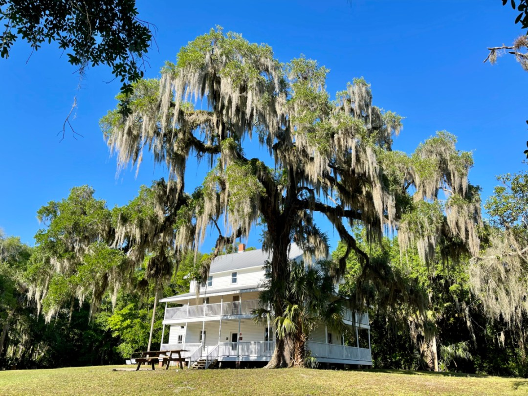 Thursby House Blue Spring SP - Discover Florida's Blue Spring State Park & Campground