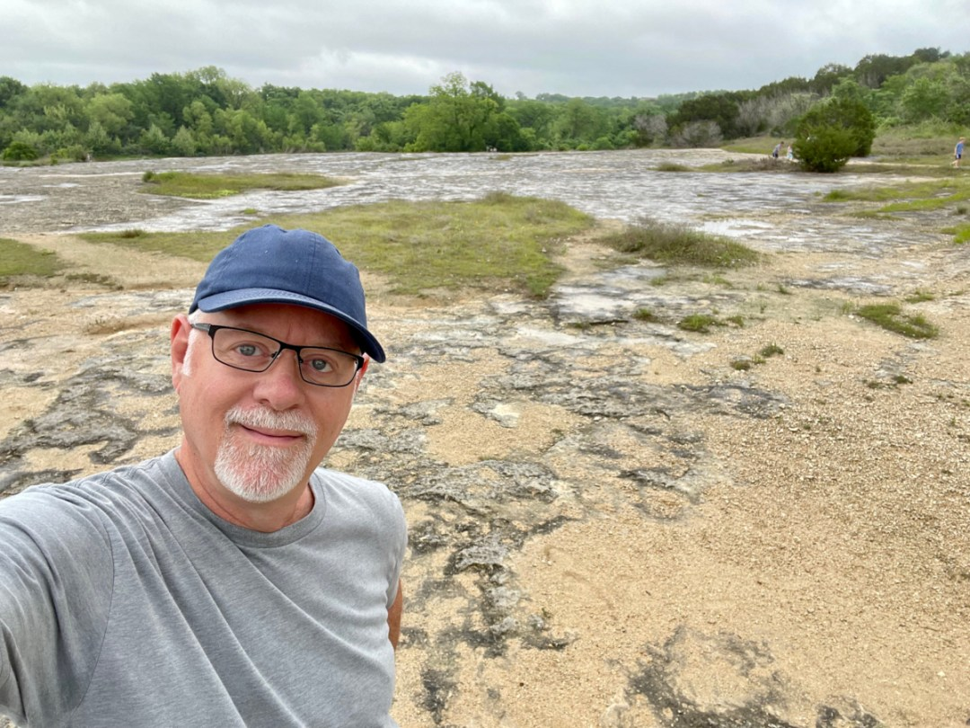 Howard at McKinney Falls State Park - Plan an Unforgettable McKinney Falls State Park Camping Trip