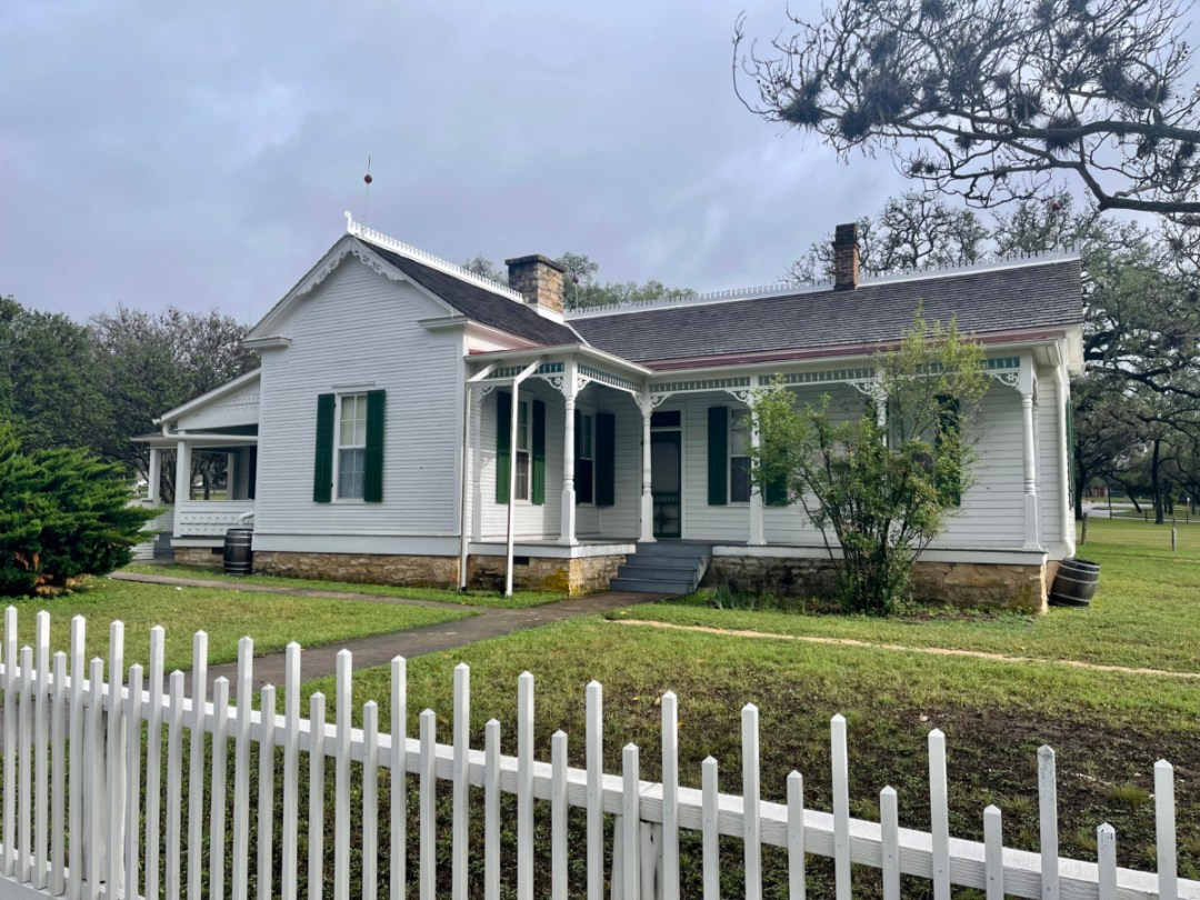 LBJ Boyhood Home - Explore LBJ Ranch and the Texas Hill Country