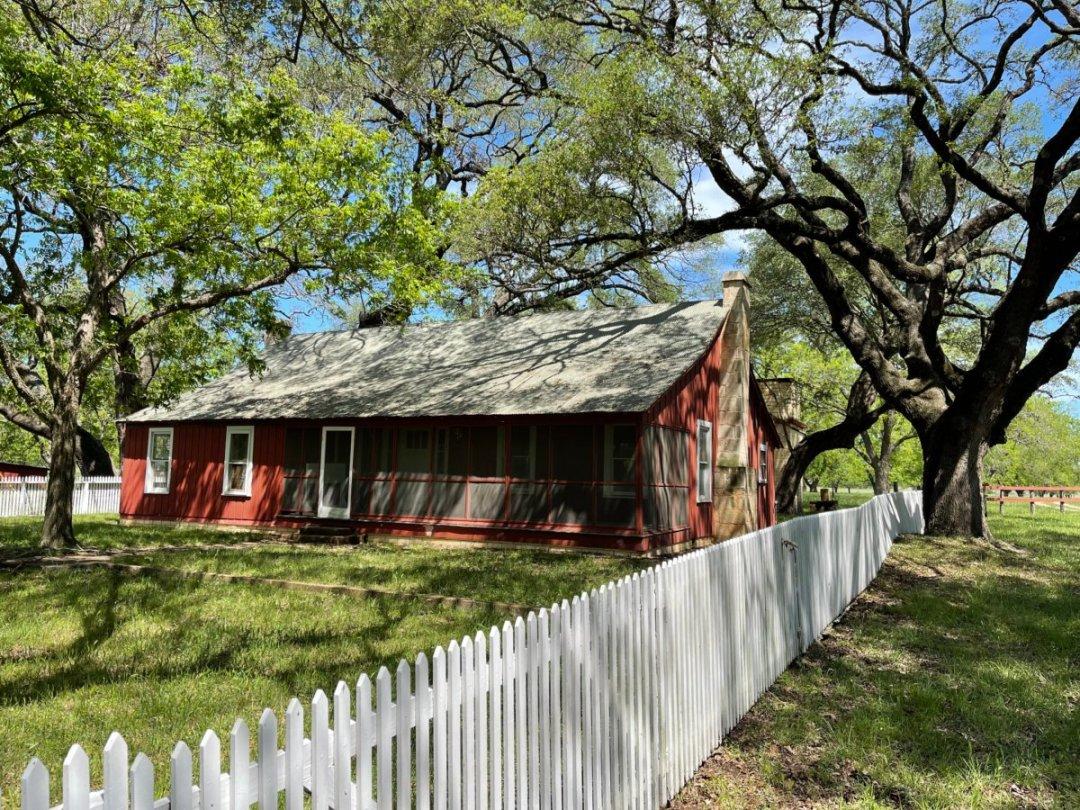 Sam E. Johnson Sr. Home - Explore LBJ Ranch and the Texas Hill Country