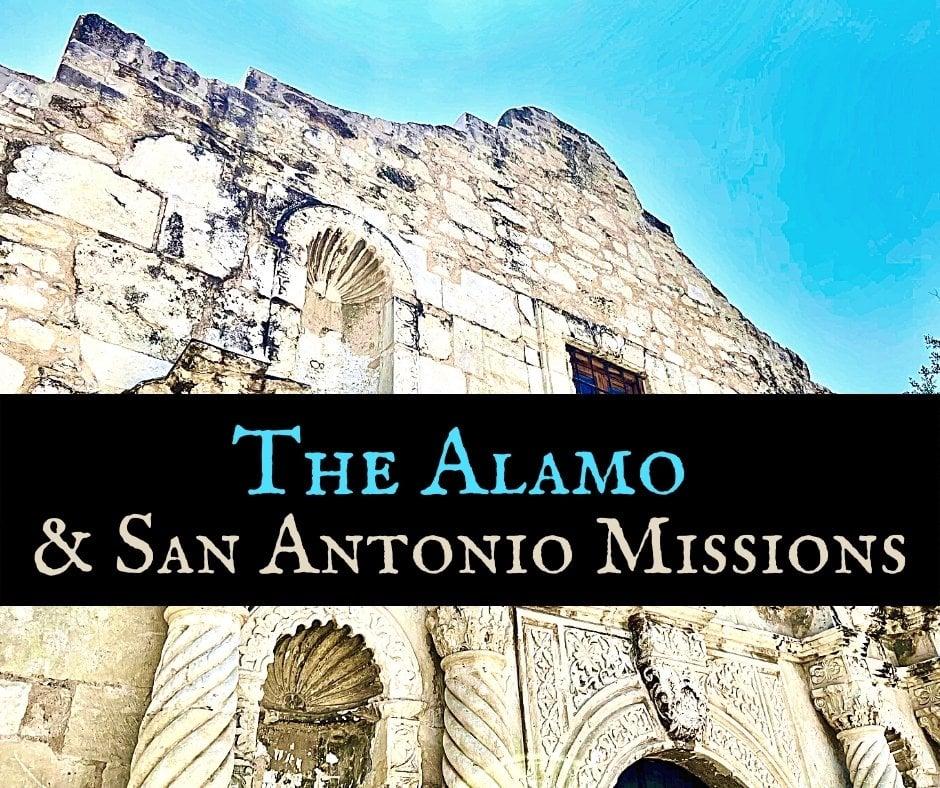 Alamo San Antonio Missions featured - Home