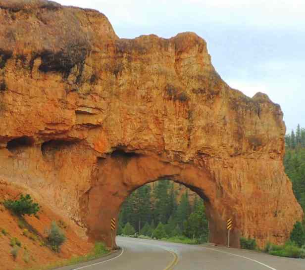 Scenic byway 12 is one of the most beautiful stretches of pavement in the United States!