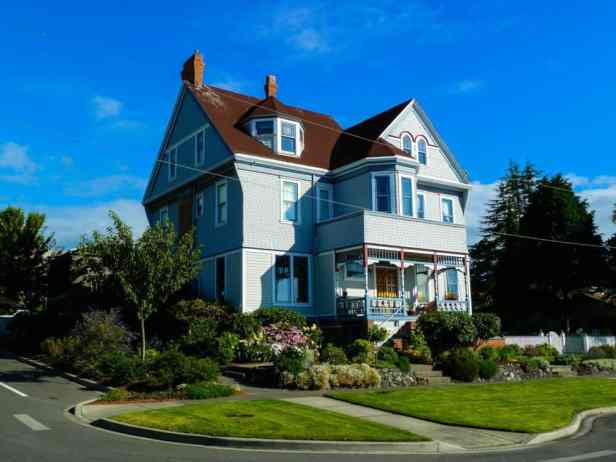 Port Townsend James House