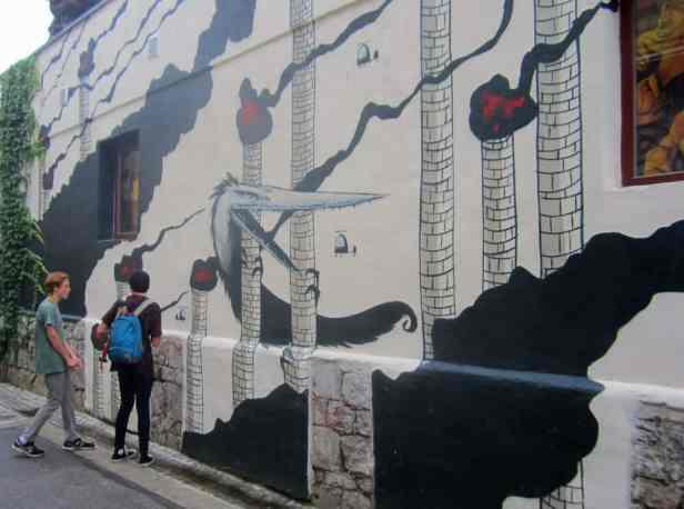 Graffiti in Germany