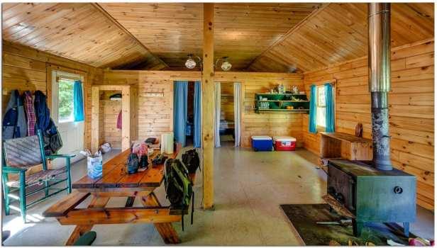 Cabin Camping Adventures