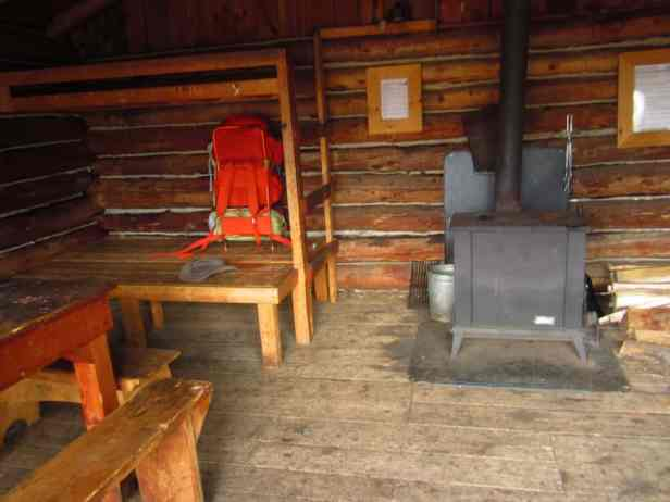 cabin camping