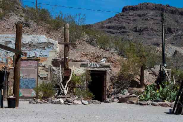 Traveling on historic route 66? Oatman, Arizona is a ghost town that refuses to die. It embraces the wild west with wild burros and kitschy style.