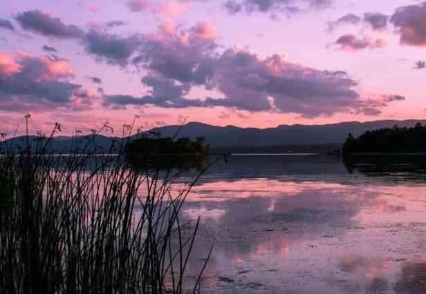 Button Bay Sunset